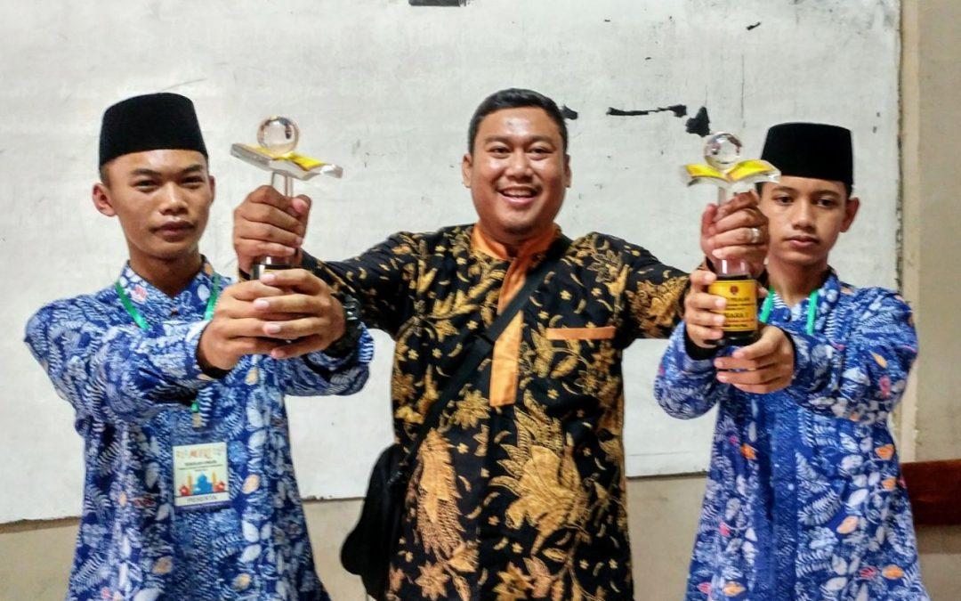 """Prestasi MTQ Pelajar 2017 tingkat Provinsi DIY """"Khutbah Jum'at"""""""
